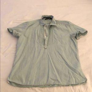 Mens Antony Morato short sleeve shirt